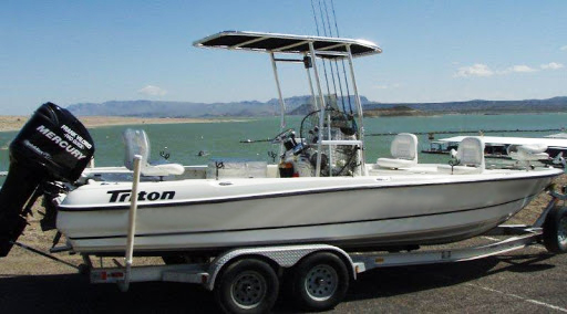Elephant Butte Lake Fishing Trips